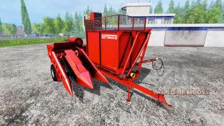 SIP Tornado 80 pour Farming Simulator 2015