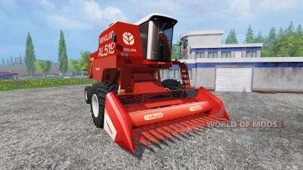 New Holland AL 519 pour Farming Simulator 2015