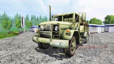 AM General M35A2 pour Farming Simulator 2015