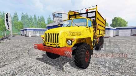 Oural-5557 pour Farming Simulator 2015