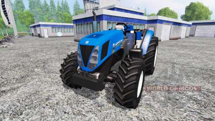 New Holland T7.100 [pack] pour Farming Simulator 2015