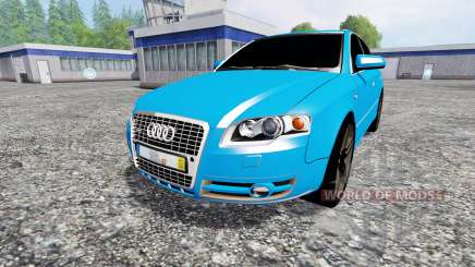 Audi A4 quattro Avant (B7) für Farming Simulator 2015