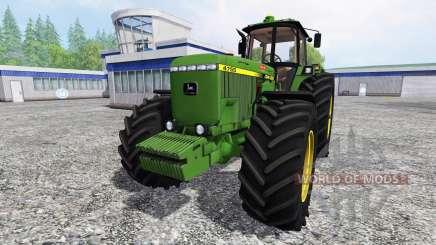 John Deere 4755 v2.5 pour Farming Simulator 2015
