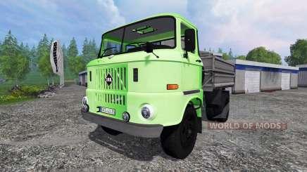 IFA W50 [grün] für Farming Simulator 2015