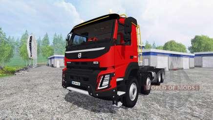 Volvo FMX Ampliroll für Farming Simulator 2015