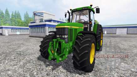 John Deere 7810 FL [washable] v3.0 pour Farming Simulator 2015