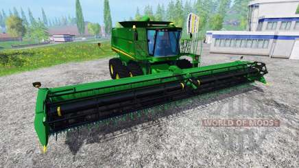 John Deere 9670 STS v2.0 pour Farming Simulator 2015