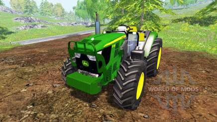 John Deere 5115M [pack] für Farming Simulator 2015