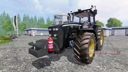 John Deere 8530 v3.0 [black limited edition] pour Farming Simulator 2015