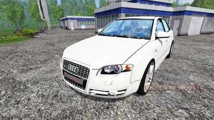 Audi A4 (B7) für Farming Simulator 2015