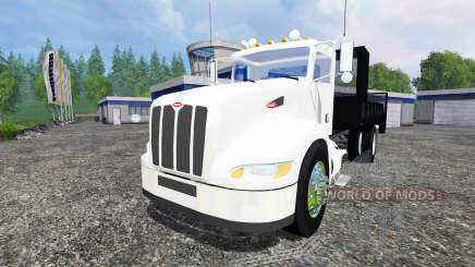 Peterbilt 384 für Farming Simulator 2015