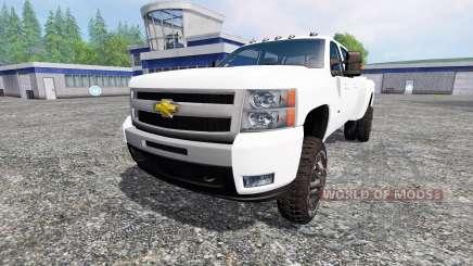 Chevrolet Silverado 3500 2008 für Farming Simulator 2015