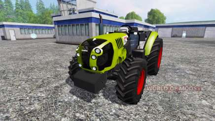 CLAAS Arion 650 [pack] pour Farming Simulator 2015