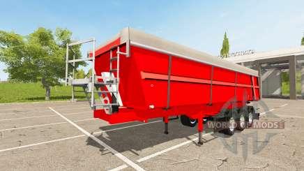 Schmitz Cargobull SKI 24 pour Farming Simulator 2017