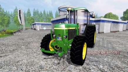 John Deere 3050 pour Farming Simulator 2015