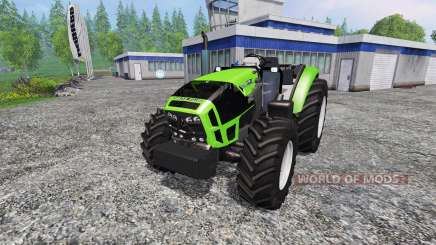 Deutz-Fahr 5250 TTV [pack] pour Farming Simulator 2015