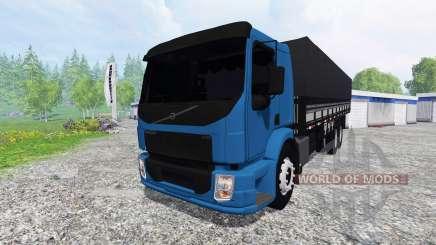 Volvo VM 330 2015 v1.1 für Farming Simulator 2015