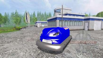 Bumper machine für Farming Simulator 2015