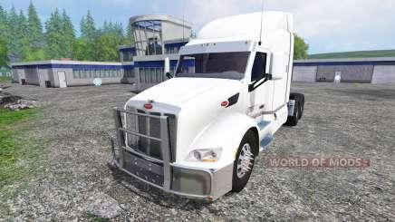 Peterbilt 579 für Farming Simulator 2015
