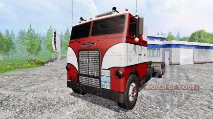 Freightliner White WF pour Farming Simulator 2015