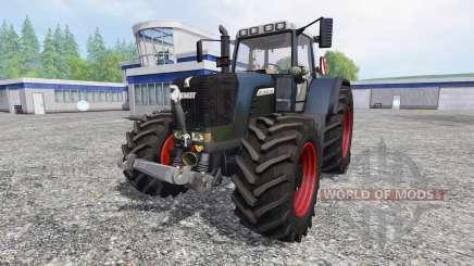 Fendt 930 Vario TMS v2.2 pour Farming Simulator 2015