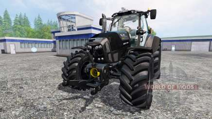 Deutz-Fahr Agrotron 7250 Warrior v5.0 für Farming Simulator 2015