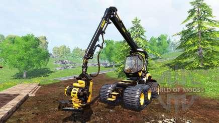 PONSSE EcoLog pour Farming Simulator 2015