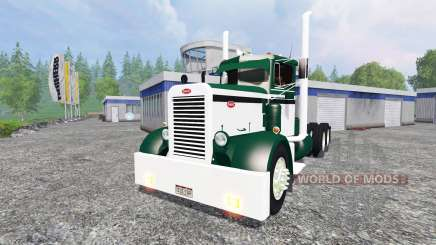 Peterbilt 281 für Farming Simulator 2015