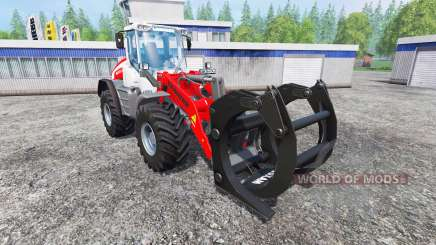 Liebherr L538 [red] v2.0 pour Farming Simulator 2015
