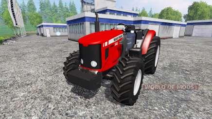 Massey Ferguson 5445 [pack] für Farming Simulator 2015