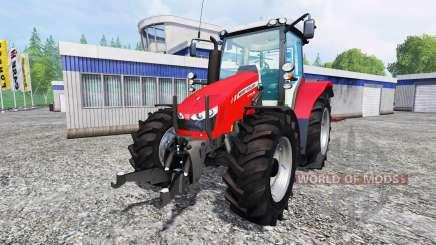Massey Ferguson 5710 FL pour Farming Simulator 2015