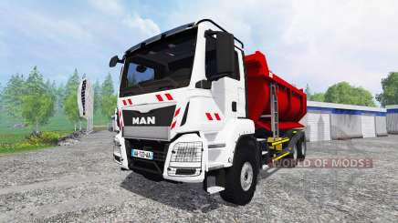 MAN TGS [tipper] für Farming Simulator 2015