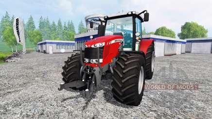 Massey Ferguson 6616 für Farming Simulator 2015