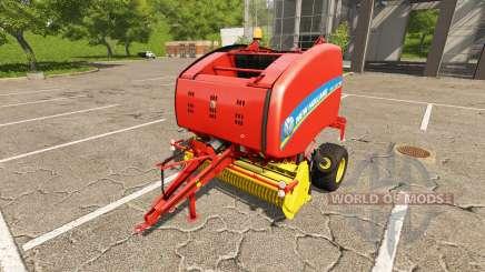 New Holland Roll-Belt 460 für Farming Simulator 2017