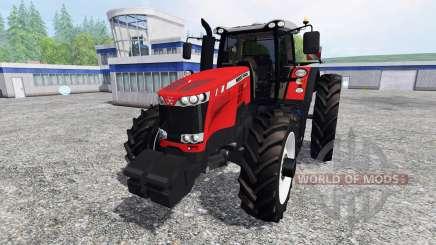 Massey Ferguson 8737 [row crops] pour Farming Simulator 2015