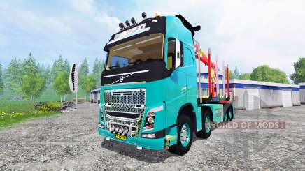 Volvo FH [forest] pour Farming Simulator 2015