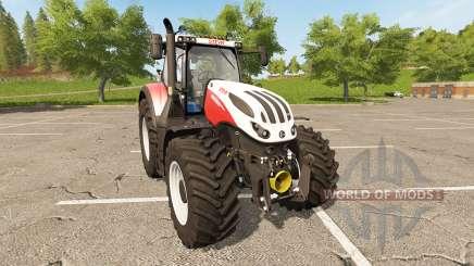 Steyr Terrus 6300 CVT ecotec pour Farming Simulator 2017