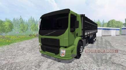 Volvo VM 330 2015 für Farming Simulator 2015