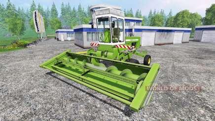 Fortschritt E 302 für Farming Simulator 2015