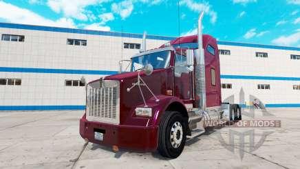 Kenworth T800 2016 v0.5.1 für American Truck Simulator