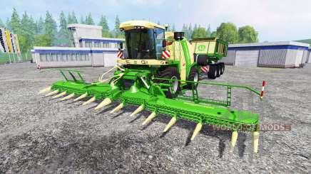 Krone Big X 1100 für Farming Simulator 2015