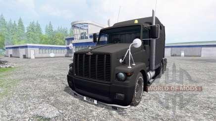 GAZ de Titane v4.5 pour Farming Simulator 2015