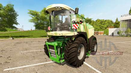 Krone BiG X 580 für Farming Simulator 2017
