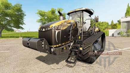Challenger MT845E Field Python für Farming Simulator 2017