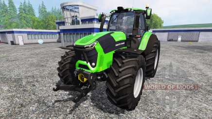 Deutz-Fahr 9340 pour Farming Simulator 2015