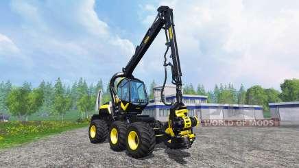 PONSSE EcoLog v2.0 pour Farming Simulator 2015