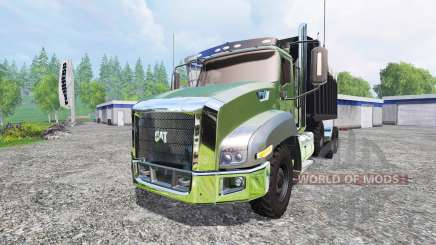 Caterpillar CT660 [tipper] pour Farming Simulator 2015