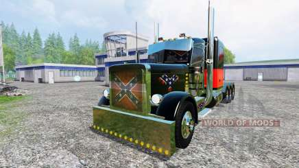 Peterbilt 388 für Farming Simulator 2015