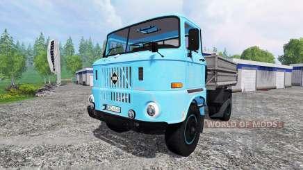 IFA W50 [blau] für Farming Simulator 2015