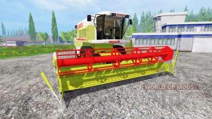 CLAAS Mega 204 pour Farming Simulator 2015